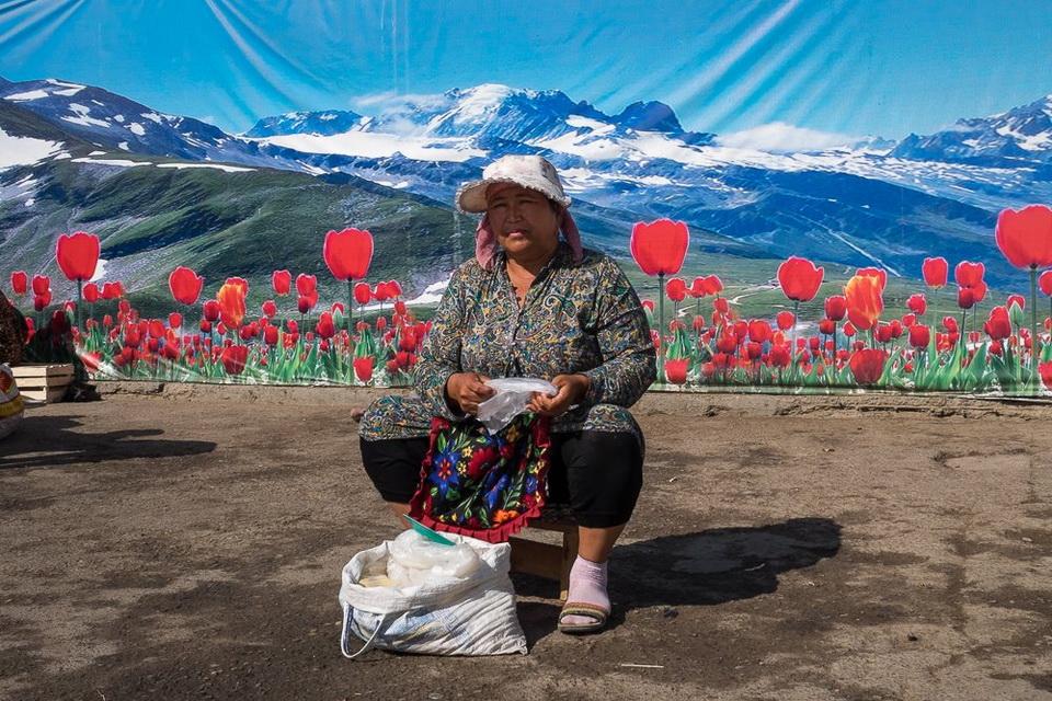 Лица современного Ташкента