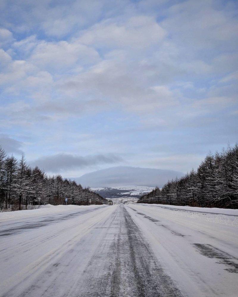 Патруль спасения: полицейские из Красноярского края не дали замерзнуть семье с детьми в сломавшейся машине