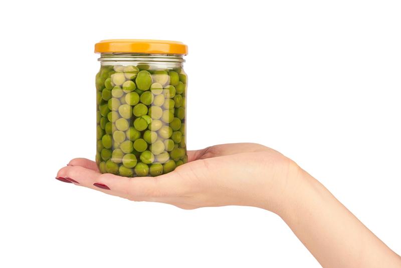 Рецепты салатов с консервированным горошком.