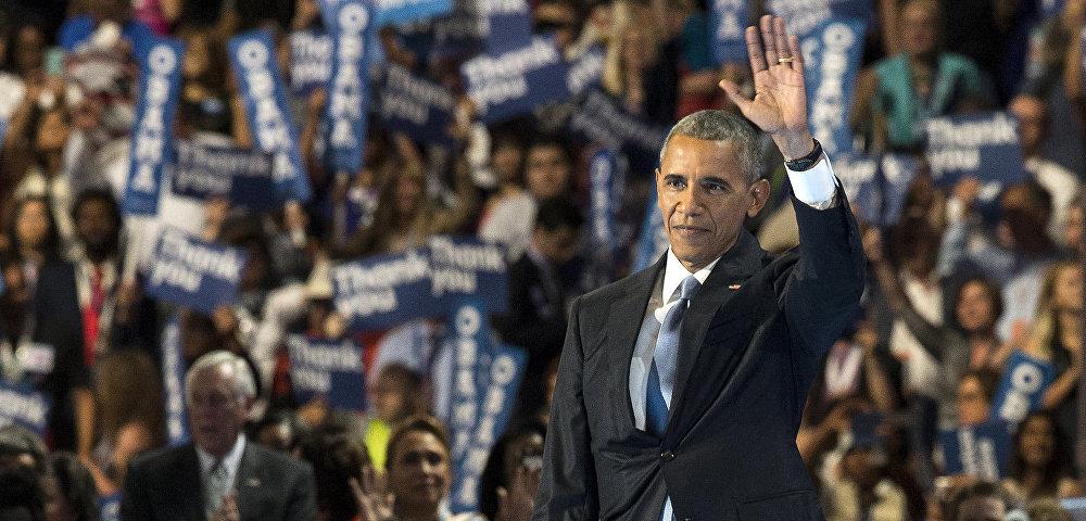 Обама снова хочет стать през…