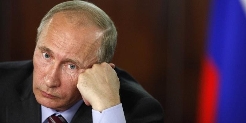 О плохом Путине 18+