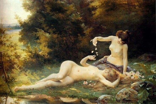 Не только Ренуар: Пьер Огюст Кот — мастер женской красоты
