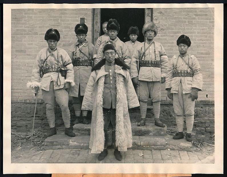 Китайская армия образца 1926/27 гг.