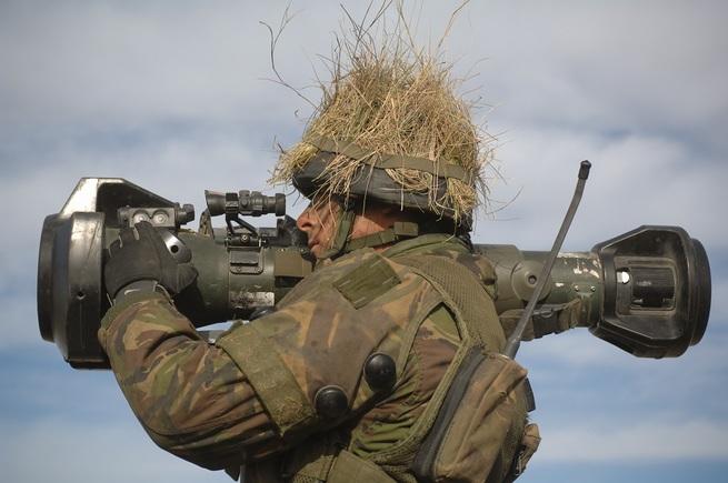 Киев раскрыл причину неисправности «Javelin»