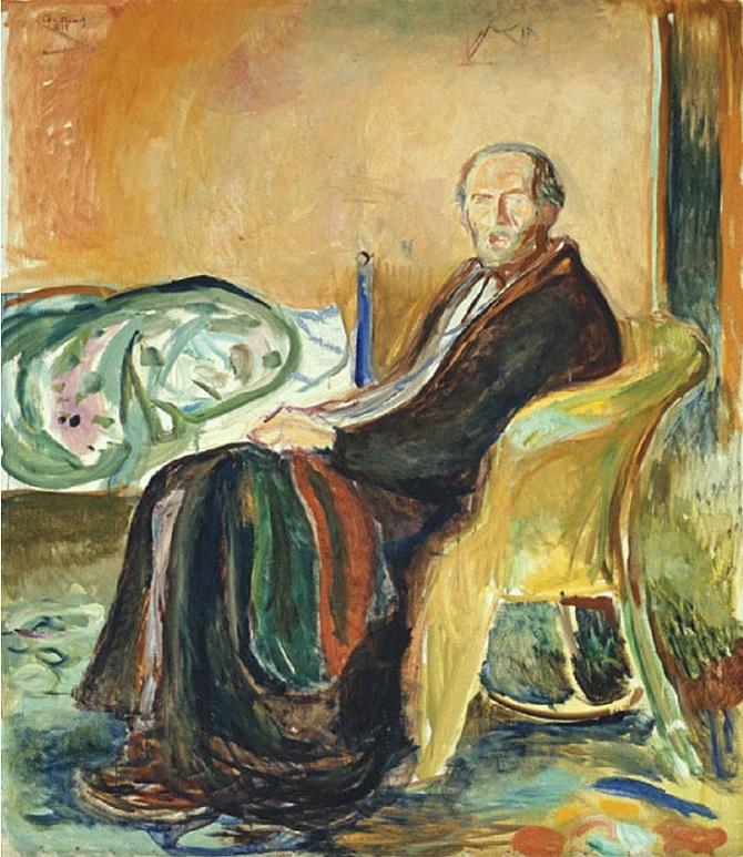 Эдвард Мунк и Винсент Ван Гог: параллели