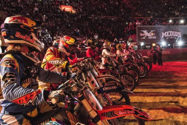 Red Bull X-Fighters 2015