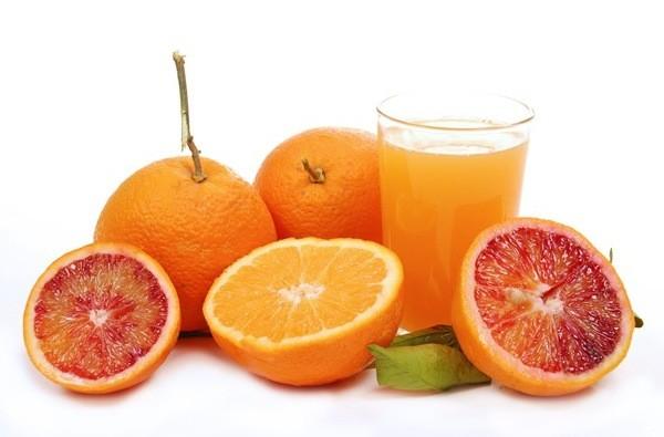 Апельсиновый или лимоный морс