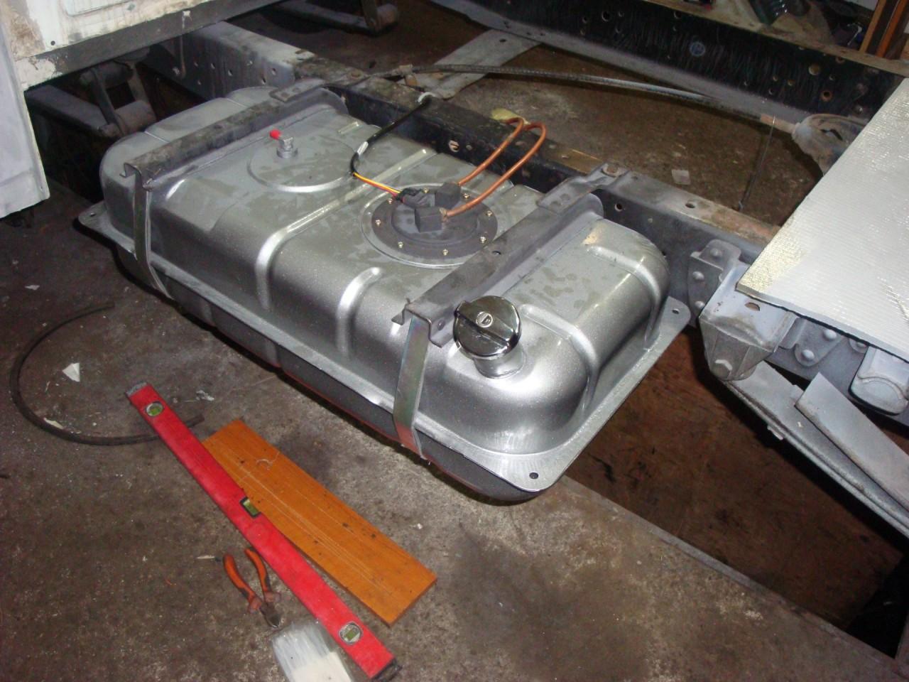 Как отремонтировать топливный бак. Ремонт бензобака 249