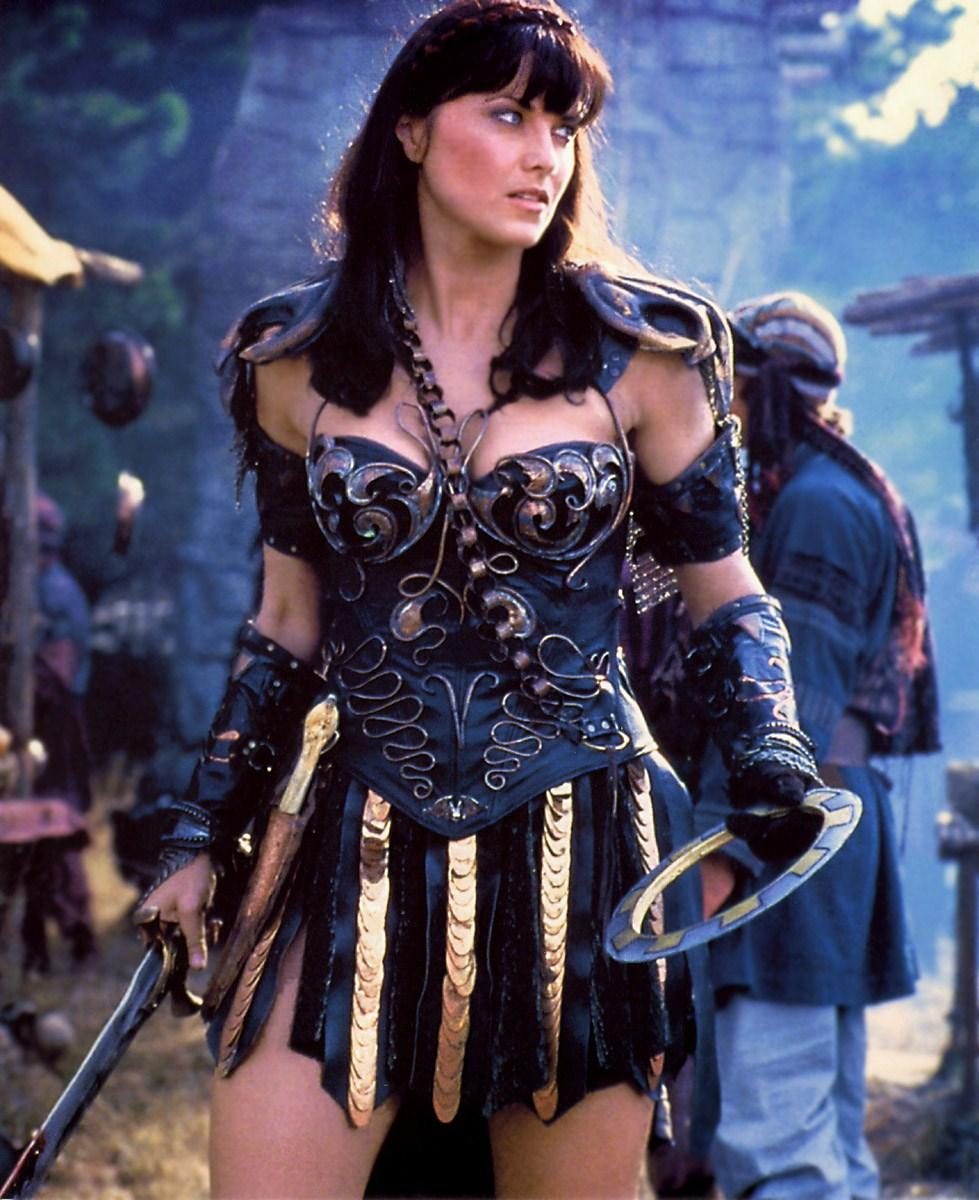 зена-королева воинов фото