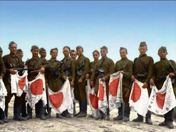 Про курильскую операцию или как умеют воевать русские как умеют воевать русские, курильская операция, японцы
