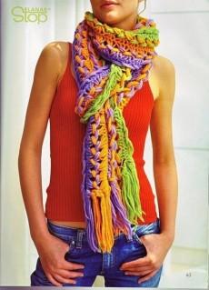 Вязание, похожее на перуанск…