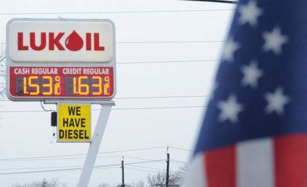 Гостайна про нефть
