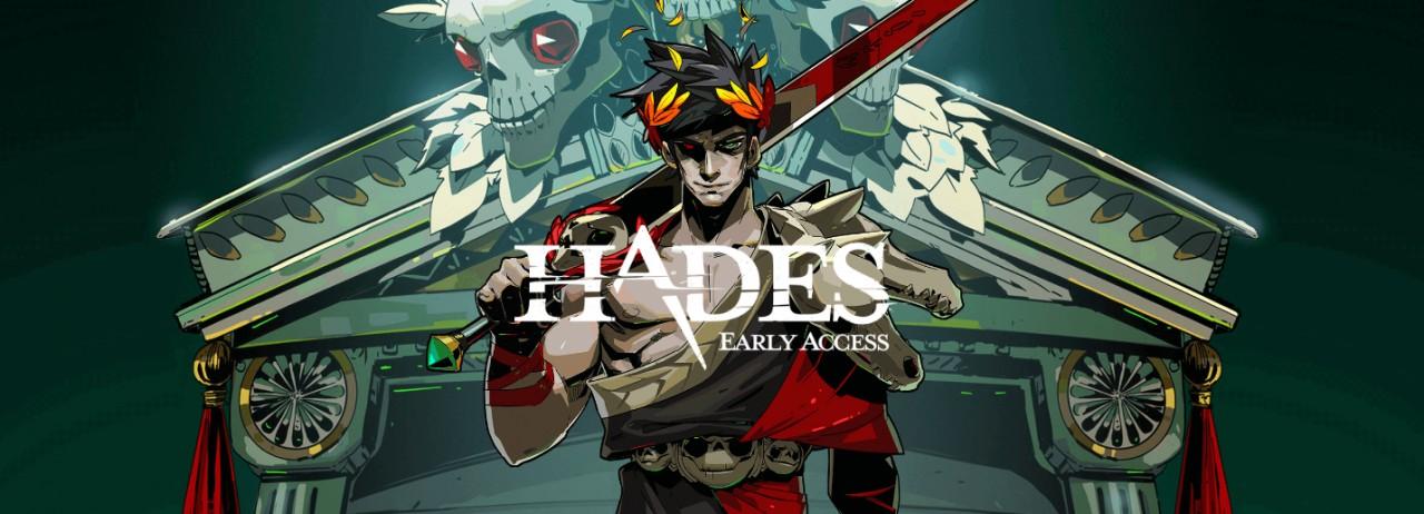 Hades — экшен-RPG от авторов…