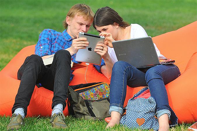 На столичных улицах появится бесплатный Wi-Fi