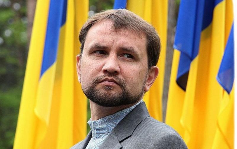 Вятрович уличил Польшу в росте ностальгических и реваншистских настроений по утраченным территориям
