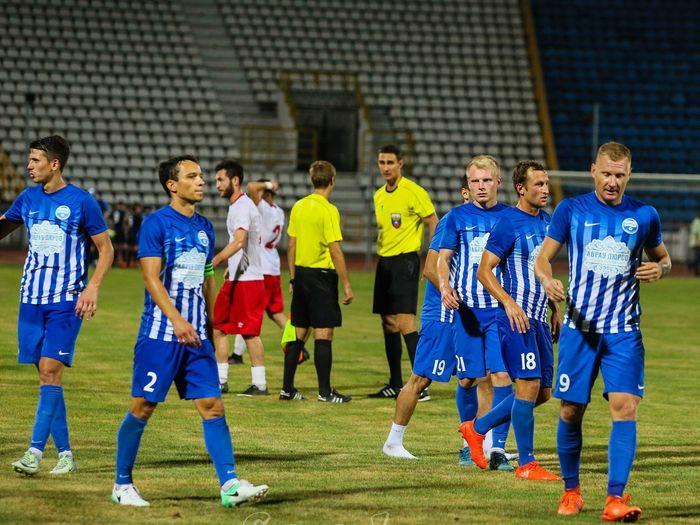 Футболисты «Черноморца» попадут в тюрьму? На что идут тренеры ради мотивации