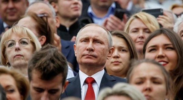 Александр Росляков. Так тот или не тот у нас народ? И Путин ли виновен во всех наших бедах?