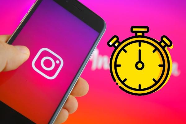 Как узнать сколько времени вы проводите в Instagram