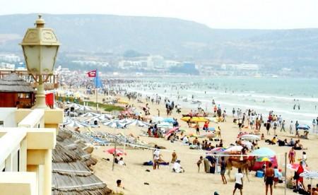 Марокко летом