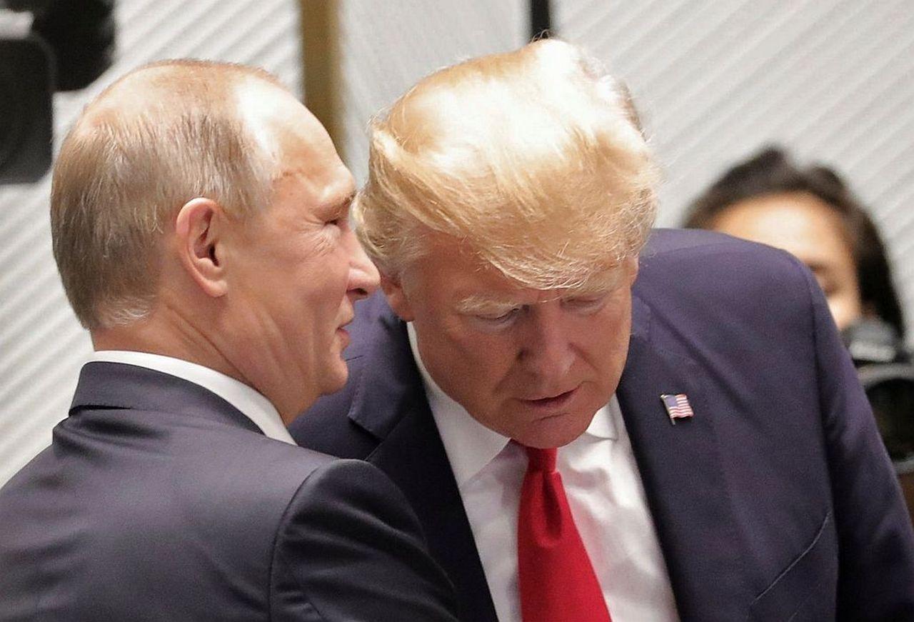 О чём будут говорить Трамп и Путин?