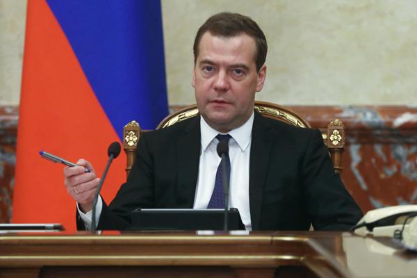 Дмитрий Медведев оценил новые антикризисные законопроекты