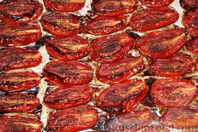 Вяленые помидоры специи