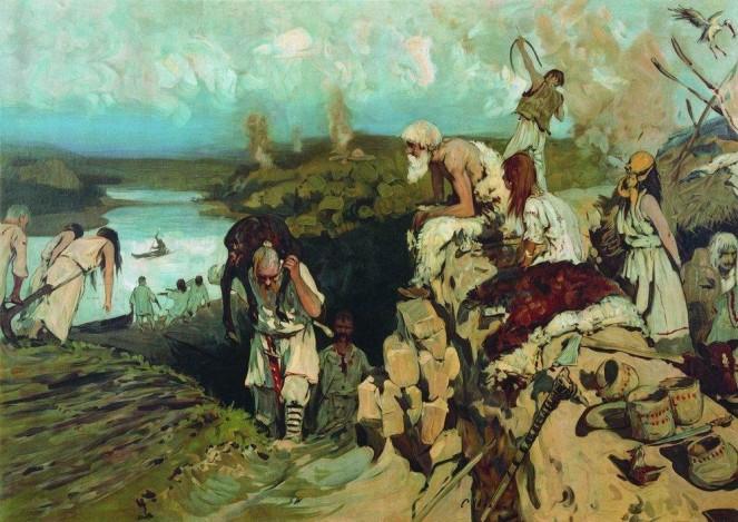 Загадки славянских племен