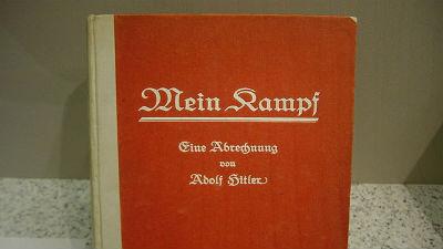 В МИД РФ осудили переиздание Mein Kampf Гитлера