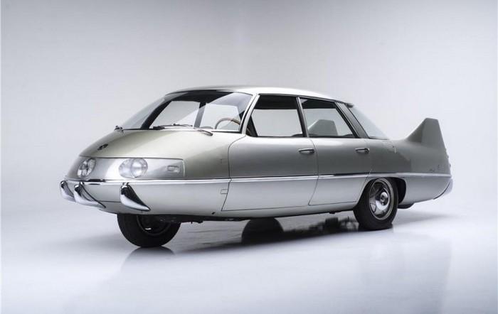 История автомобилестроения: концепт, на полвека опередивший своё время