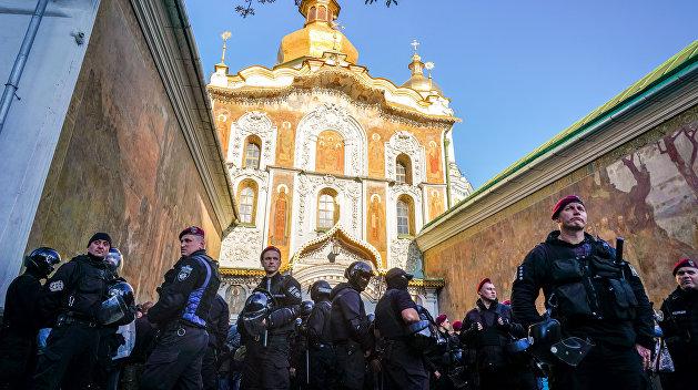 Лавру в Киеве не взяли. Но это пока не взяли