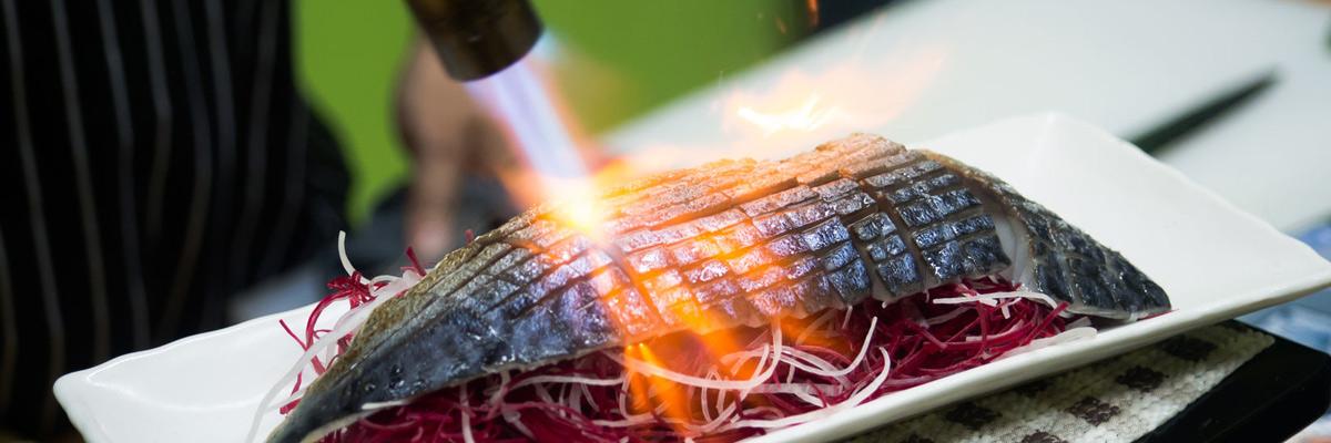 10 причин использовать кулинарную горелку