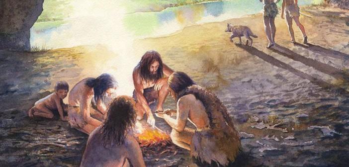 Какой диеты придерживались люди в каменном веке