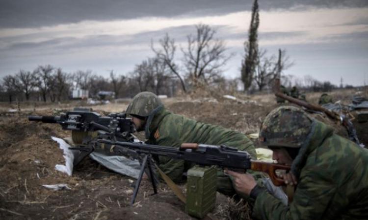 Штаб Народной милиции ЛНР: ополчение приведено в боевую готовность
