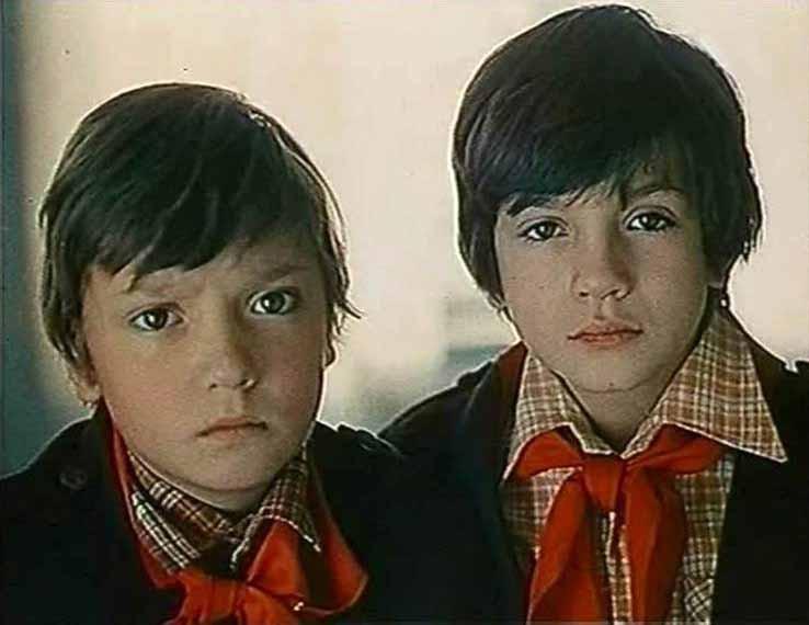 «Приключения Петрова и Васечкина»... 30 лет спустя Петров и Васечкин, тогда и сейчас