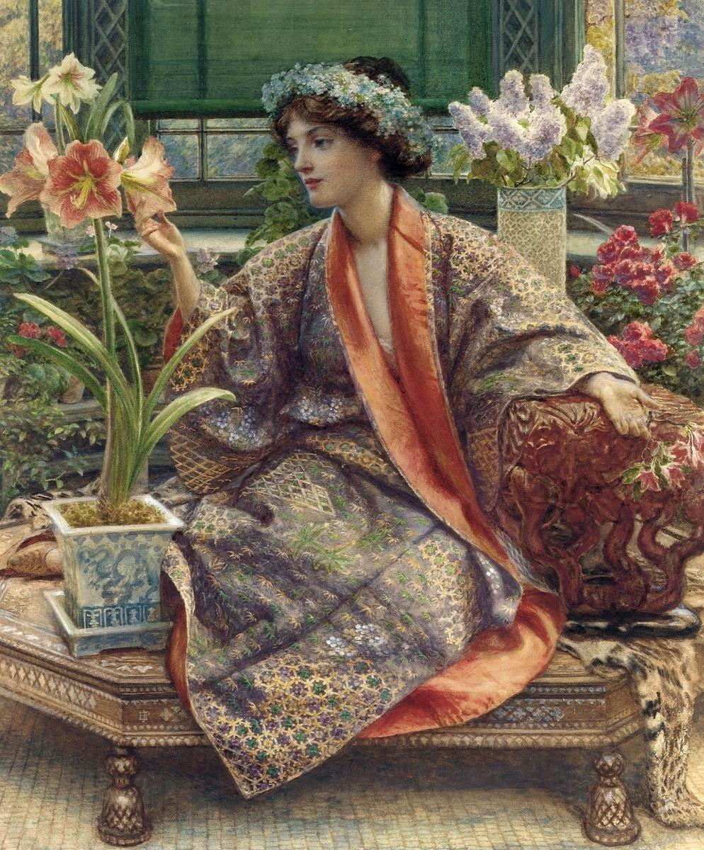 Сэр Эдвард Джон Пойнтер (1836-1919)