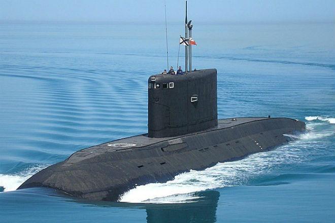 Черная дыра: самая тихая подводная лодка мира