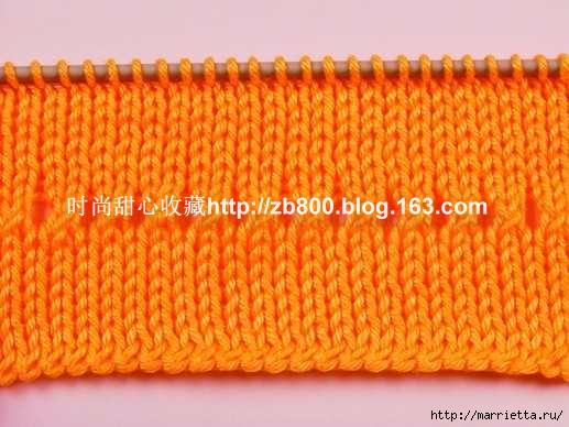 Способы соединения вязаных спицами деталей (15) (517x388, 136Kb)