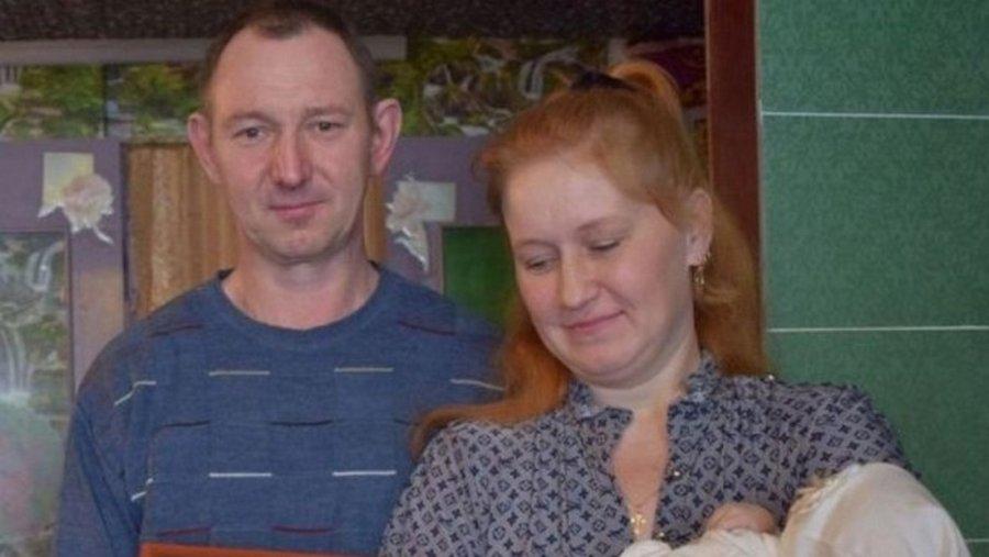 Россия: семья Шишкиных назвала ребенка в честь страны