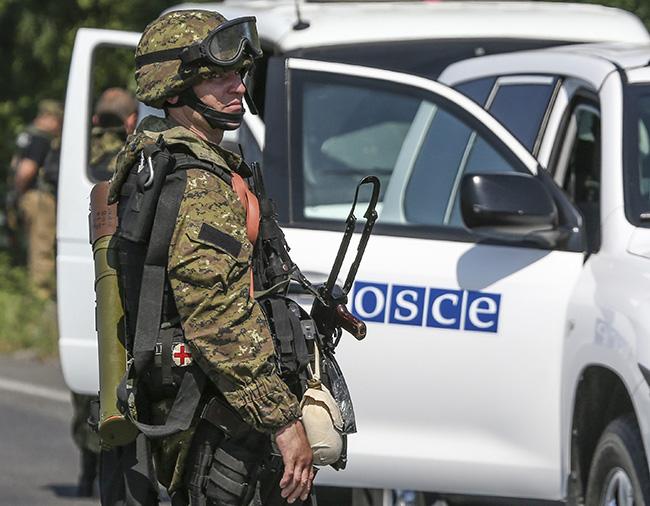 Миссия ОБСЕ сделала сенсационное заявление о ситуации в Донбассе