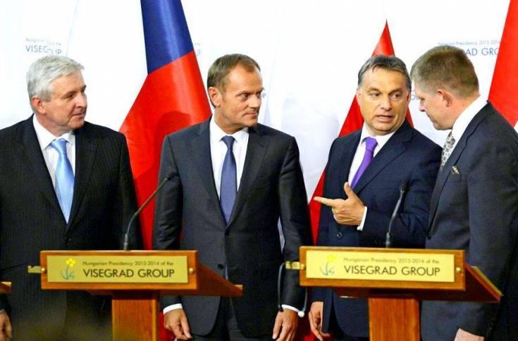 Москва разрушила «антироссийский союз» в центре Европы