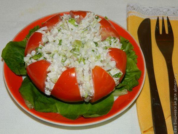 Салат шик с