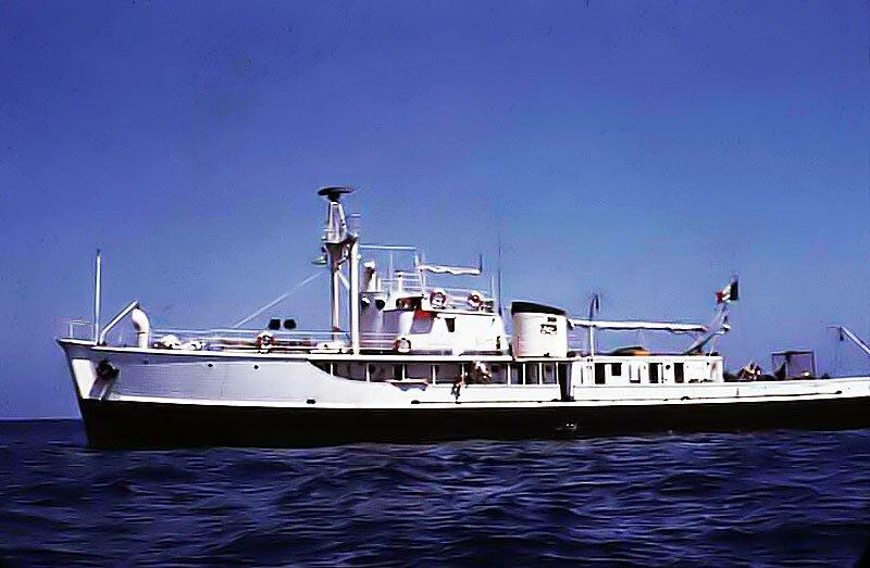 Знаменитый корабль Кусто «Калипсо» снова будет исследовать моря кусто, люди, путешественники, факты