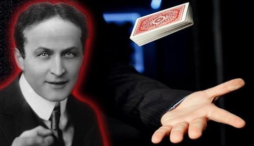 Гарри Гудини: человек-загадка и его последний трюк