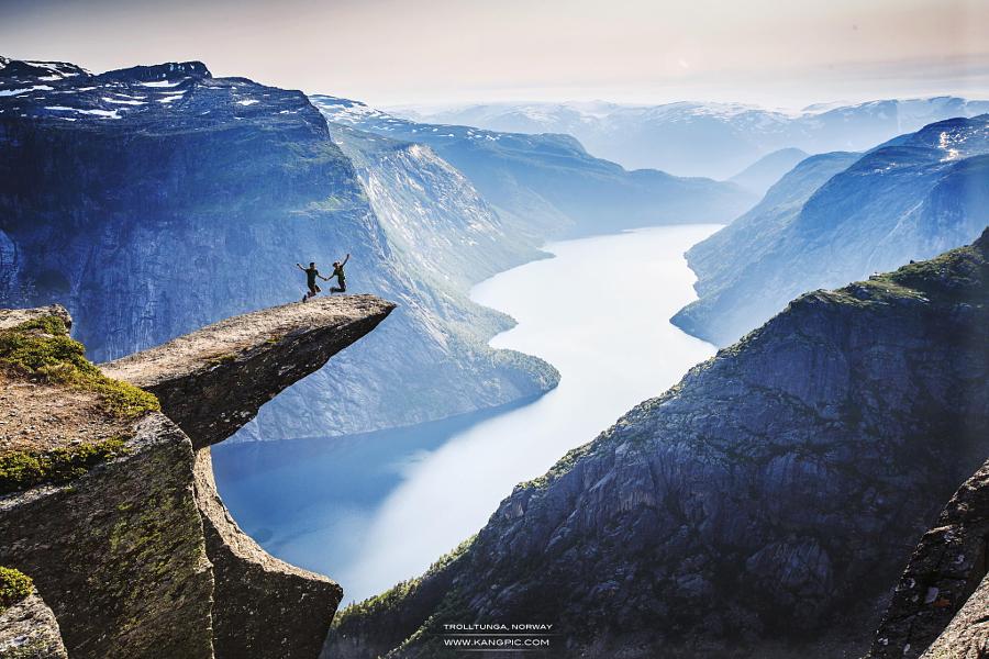 10 самых счастливых стран мира в фотографиях - Норвегия
