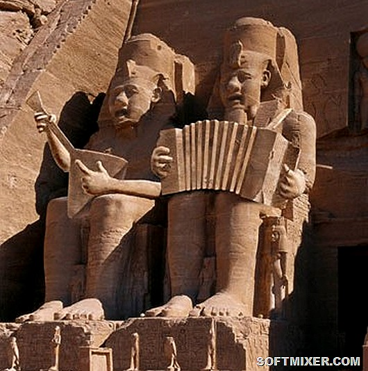 Бакшиш! или Легко ли туристу в Египте