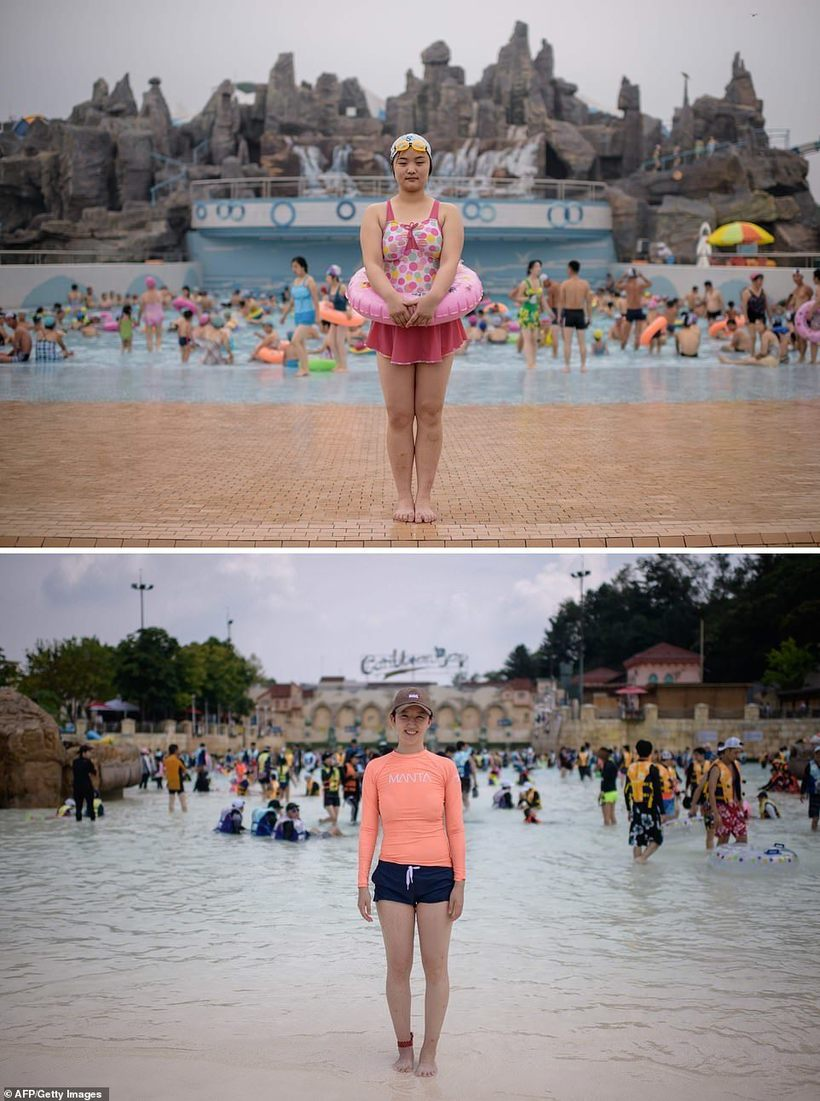 Сравнение Северной и Южной Кореи: такие разные и одновременно похожие жители