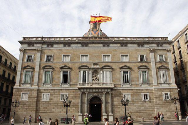 Каталония разорвала отношения с испанской монархией
