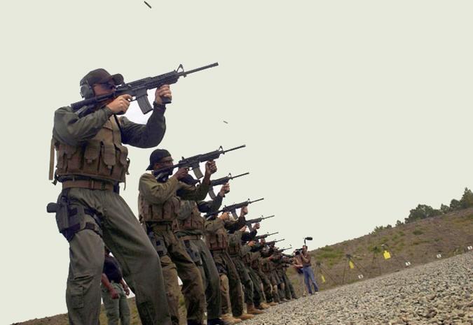 Американские наёмники бегут с Украины
