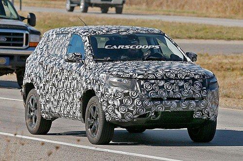 Новый Jeep Compass: ему снится офф-роуд