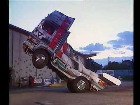 Американское шоу грузовиков